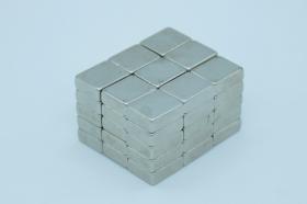 Магнит неодимовый 12x10x2,5 мм