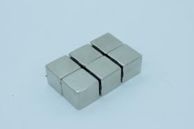 Магнит неодимовый. Куб 20 мм