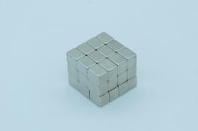 Магнит неодимовый 3,6x3,6x2,6 мм