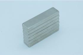 Магнит неодимовый 40x10x3,7 мм