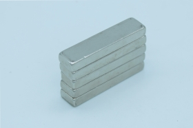Магнит неодимовый 40x10x4,6 мм