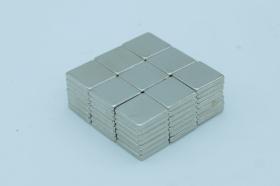 Магнит неодимовый 10x10x1,6 мм