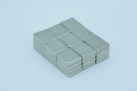 Магнит неодимовый 9,6x9,6x2,6 мм
