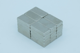 Магнит неодимовый 20x9,5x3,6 мм