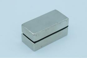 Магнит неодимовый 40x20x9,5 мм