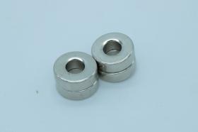 Магнит неодимовый. Кольцо 16x4,8 мм с отверстием 6,7 мм