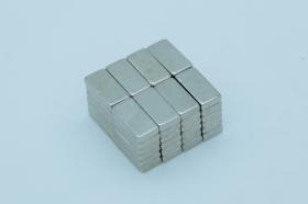 Магнит неодимовый 9,8x4,8x1,7 мм