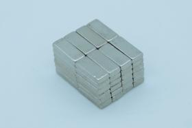 Магнит неодимовый 9,8x3,8x1,8 мм
