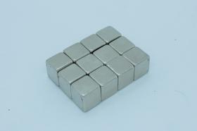 Магнит неодимовый. Куб 15 мм