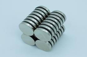 Магнит неодимовый. Диск 25x4,6 мм