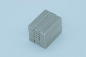 Магнит неодимовый 19x4,8x1,6 мм