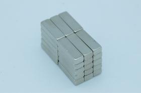 Магнит неодимовый 14,5x4,5x2,7 мм