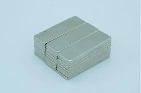 Магнит неодимовый 30x10x1,7 мм