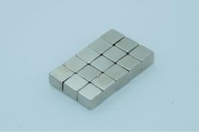 Магнит неодимовый. Куб 5 мм
