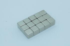 Магнит неодимовый. Куб 10 мм